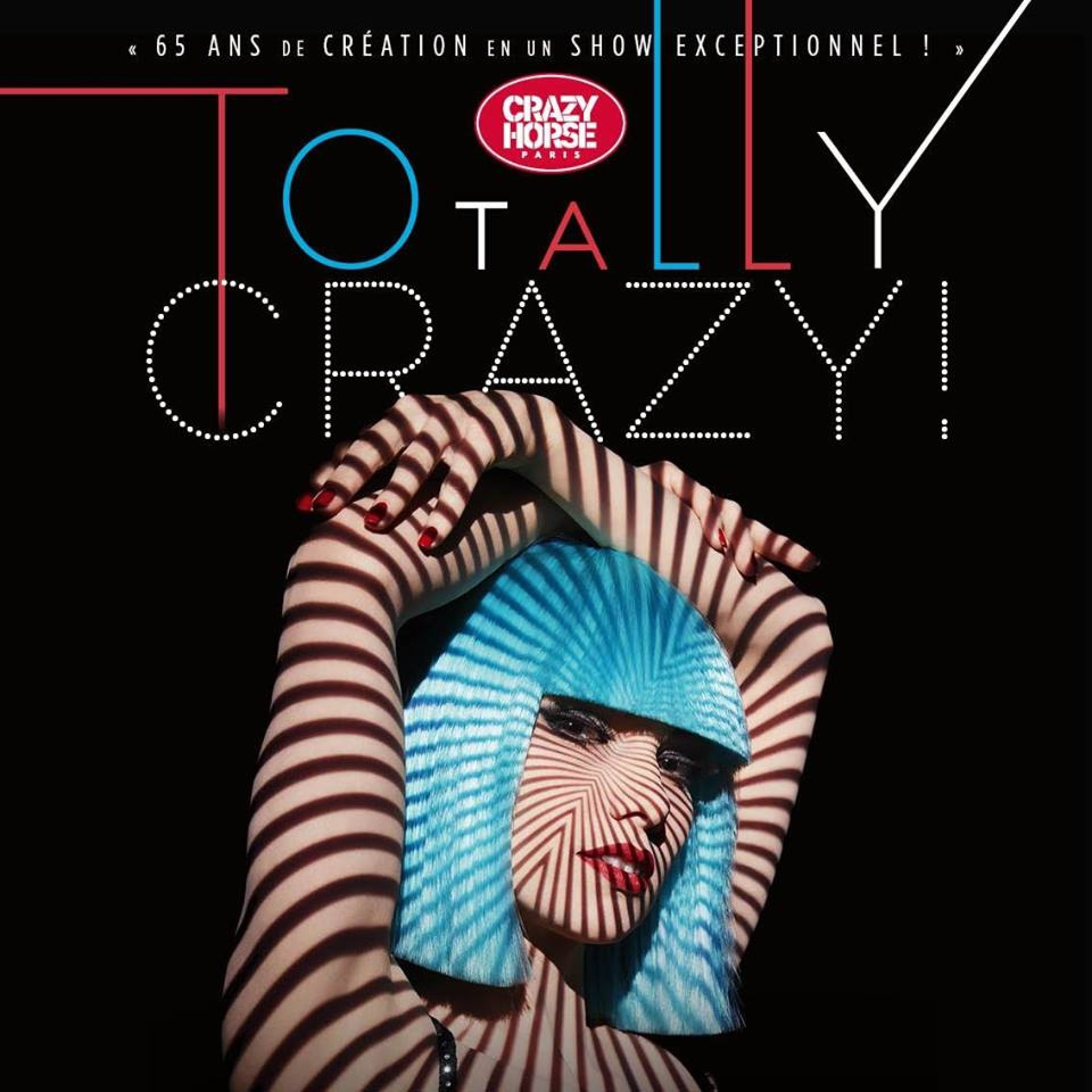 The Crazy Horse Cabaret Paris