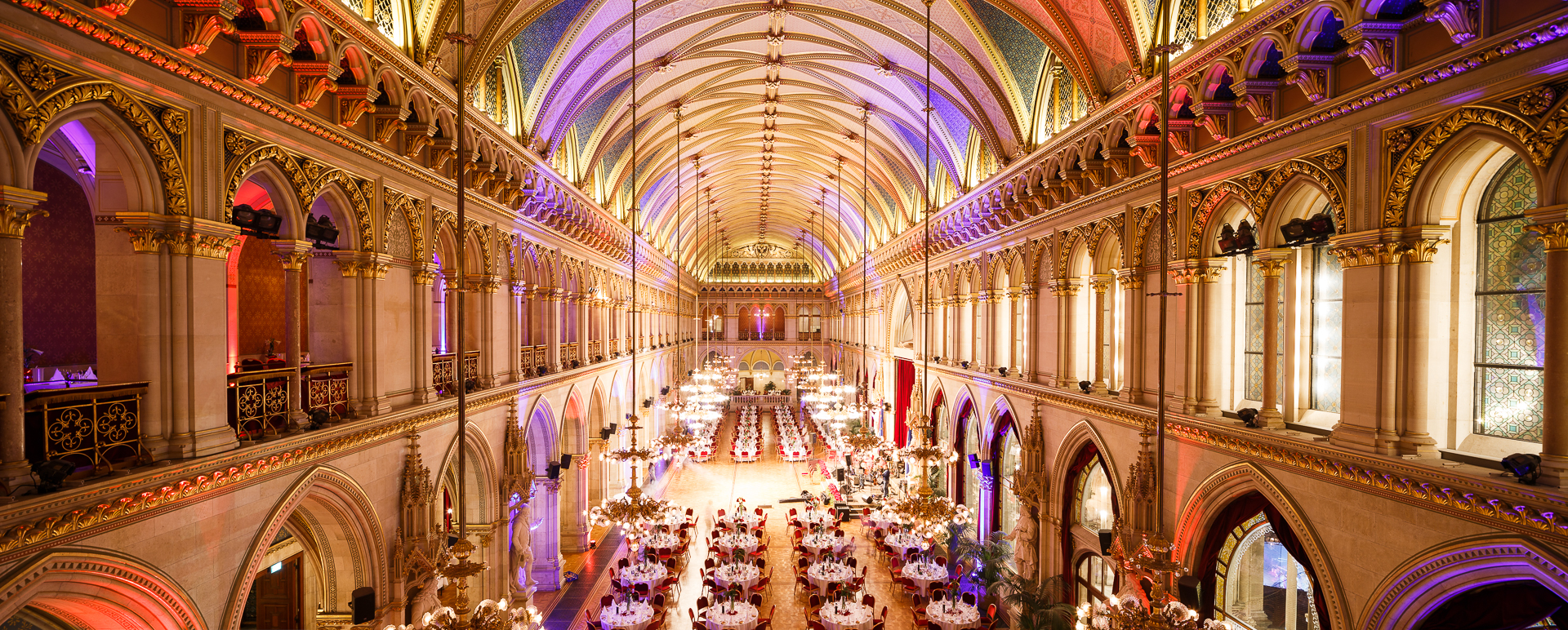 New Year´s Eve Gala 2020 in Vienna City Hall